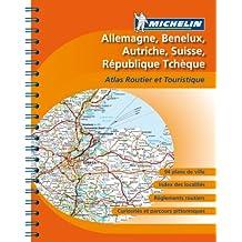 Atlas Allemagne Autriche 20462 - Carte Atlas