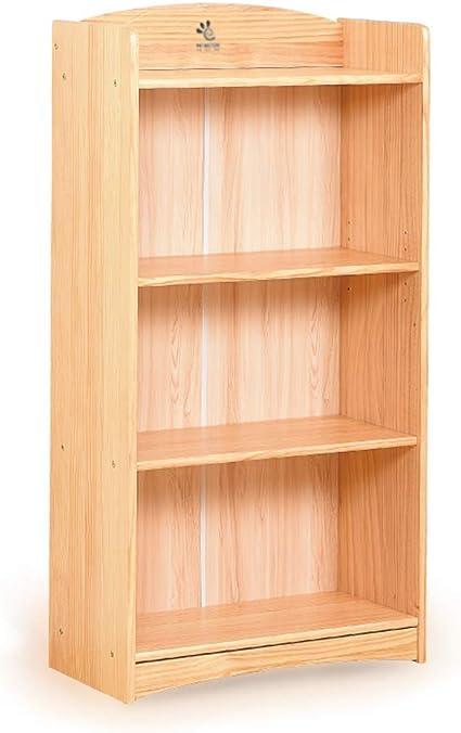 Librería Muebles 4 Niveles Madera Mueble Niños Estantería De ...