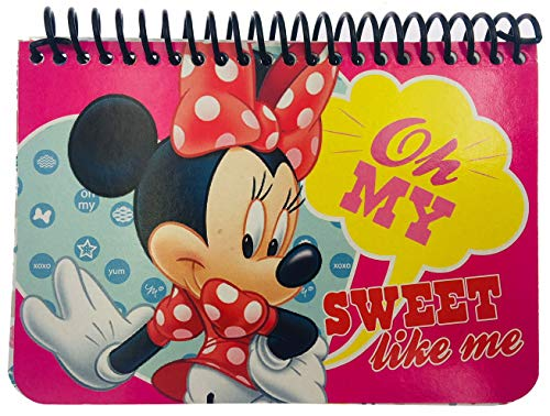 (Disney Mickey Autograph Book - Minnie - Sweet Like ME)