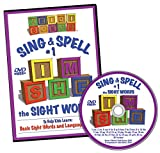 Sing & Spell the Sight Words Volume 1 DVD
