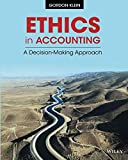 img - for Ethics In Accounting A Decision-Making Approach book / textbook / text book