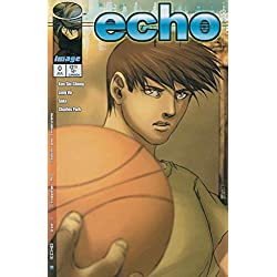 Echo #0 VF/NM ; Image comic book