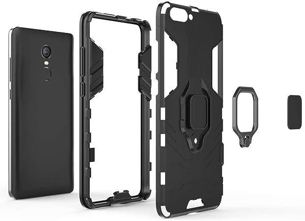 Ferilinso Funda Xiaomi Mi 8 Lite,Elegante Armadura híbrida Robusta ...