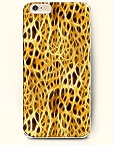 Gold Cheetah Print - Animal Print - Phone Cover for Apple iPhone 6 ( 4.7 inches ) - SevenArc Authentic iPhone...