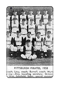 FuRNTmj12737yrdyN Faddish 1958 Pittsburgh Pirates Case Cover For Ipad Mini/mini 2