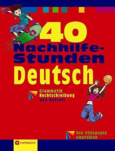 Deutsch (40 Nachhilfestunden)