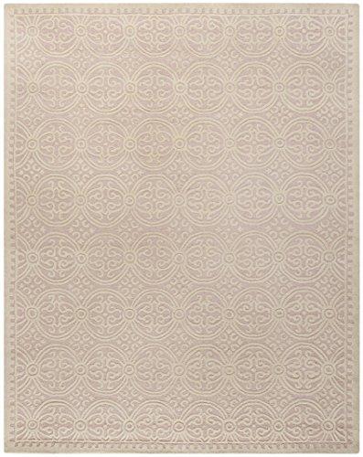 Safavieh CAM123M-9 area rug, 9' x 12', Light Pink/Ivory