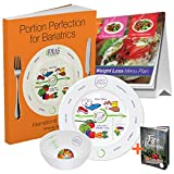 Bariatric Surgery Weight Loss Program Kit. Easy Tools for Portion Control Dieting After Sleeve Gastrectomy, Gastric Bypass, Balloon & Banding & Free Bonus Vegetable Cookbook - Essentials for Success