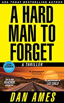 The Jack Reacher Cases (A Hard Man To Forget) by [Ames, Dan]