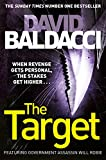 Front cover for the book The Target by David Baldacci