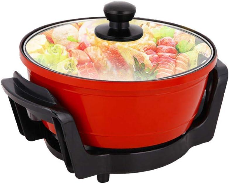 WCY Studente Elettrico Hot Pot Padella Antiaderente Cucina Noodle Pot Casa Cooking Cooking Rice Cooker @ 2-Person Pot yqaae (Color : 4person Pot) 4person Pot