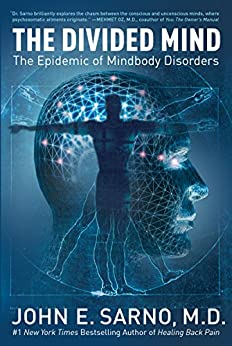The Divided Mind: The Epidemic of Mindbody Disorders by [Sarno, John E.]