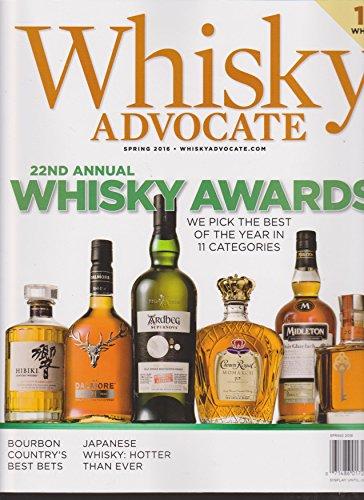 Whisky Advocate Spring 2016