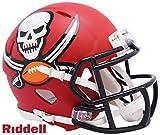 Tampa Bay Bucs - AMP Alternate Speed Riddell Mini Football Helmet - New in Riddell Box