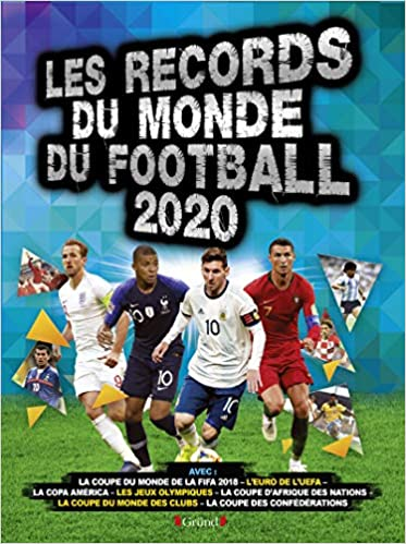 Amazon Fr Records Du Monde Du Football 2020 Keir