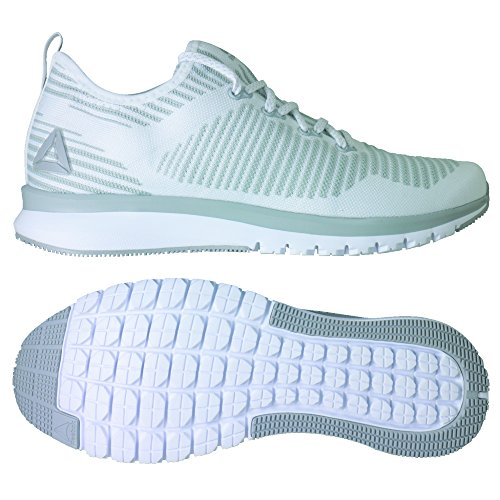 nbsp;Chaussures blanc 2 Print nbsp;– nbsp;ultk Reebok Sportives 0 Smooth vUzYFwH8