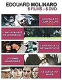 Edouard Molinaro 5 films : Ce que savait Maisie - L'amour maudit de Leisenbohg - La Ruelle au Clair de Lune - La femme abandonnée L Ivresse de la Métamorphose. (5 DVD)
