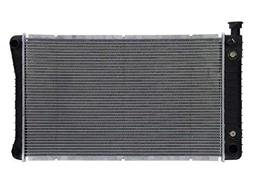 WIGGLEYS RADIATOR GM3010257 FOR 88 89 90 91 92 93 94 95 CHEVY/GMC CK SERIES 1500 2500 3500 (w/oEOC) ()