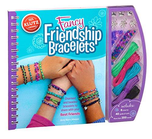Klutz 206223 Fancy Friendship Bracelets