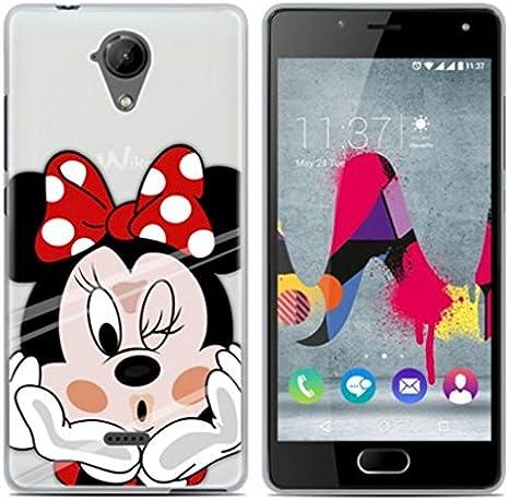 PREVOA Colorful TPU Coque Housse de Protection en Silicone Case pour Wiko U Feel Lite Smartphone - 12