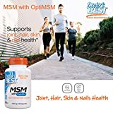 Doctor's Best MSM with OptiMSM, Joint