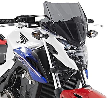 Motorrad Windschutzscheibe Für Honda Cb500f 16 18 Givi Getönt Auto