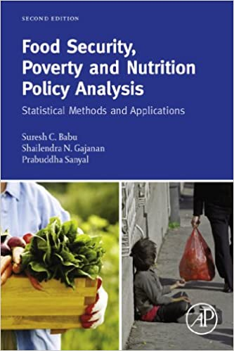Food Security, Poverty and Nutrition Policy Analysis: