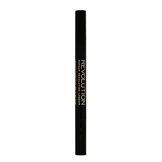 Thick And Thin Dual Liquid Eyeliner by Revolution Beauty #12