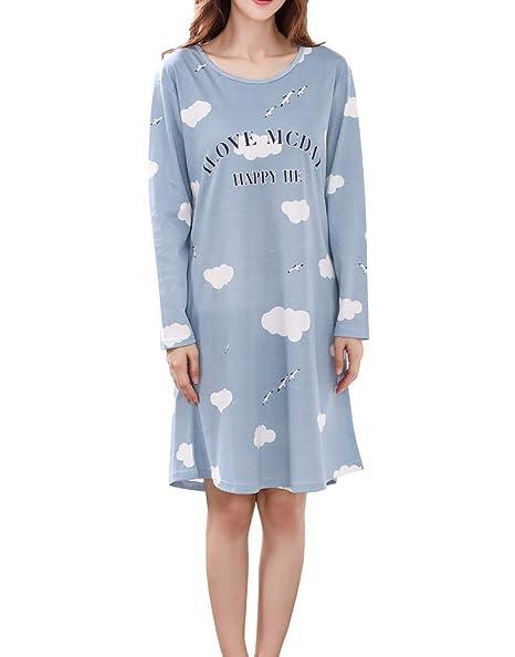 Amazon.com: Vopmocld - Vestido de manga larga para niñas ...