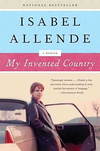My Invented Country: A Memoir - Ohio Store Infinity Columbus