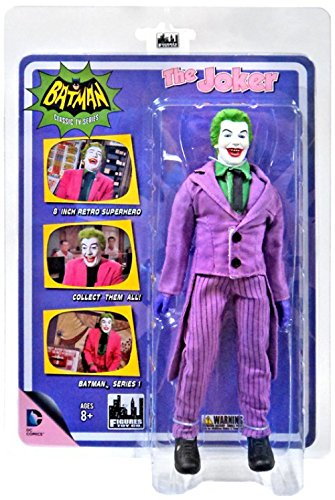Batman: Retro 1966 TV Series 1 Action Figure - Joker
