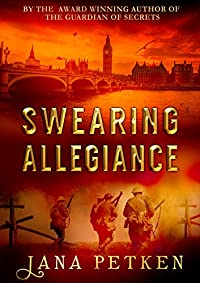 Swearing Allegiance by Jana Petken ebook deal