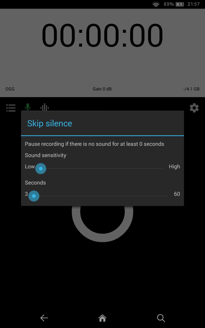 Grabador de Voz & Sonido - ASR: Amazon.es: Appstore para