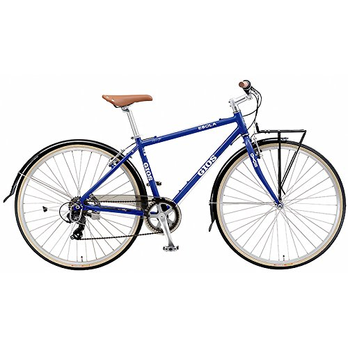 GIOS(ジオス) クロスバイク ESOLA GIOS-BLUE 700C B076BL1YHS