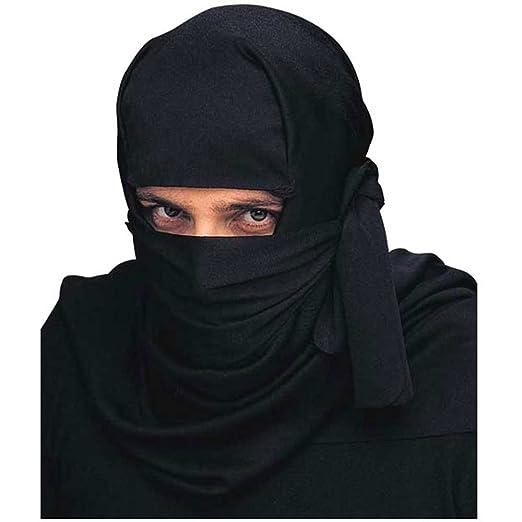 Amazon.com: Ninja Headpiece - ST: Clothing