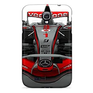 Top Quality Case Cover For Galaxy S4 Case With Nice Mclaren Mp422 Appearance