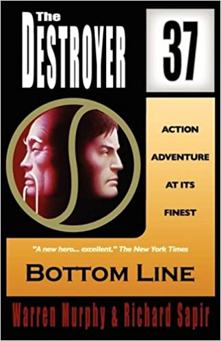Book Bottom Line (the Destroyer 37)