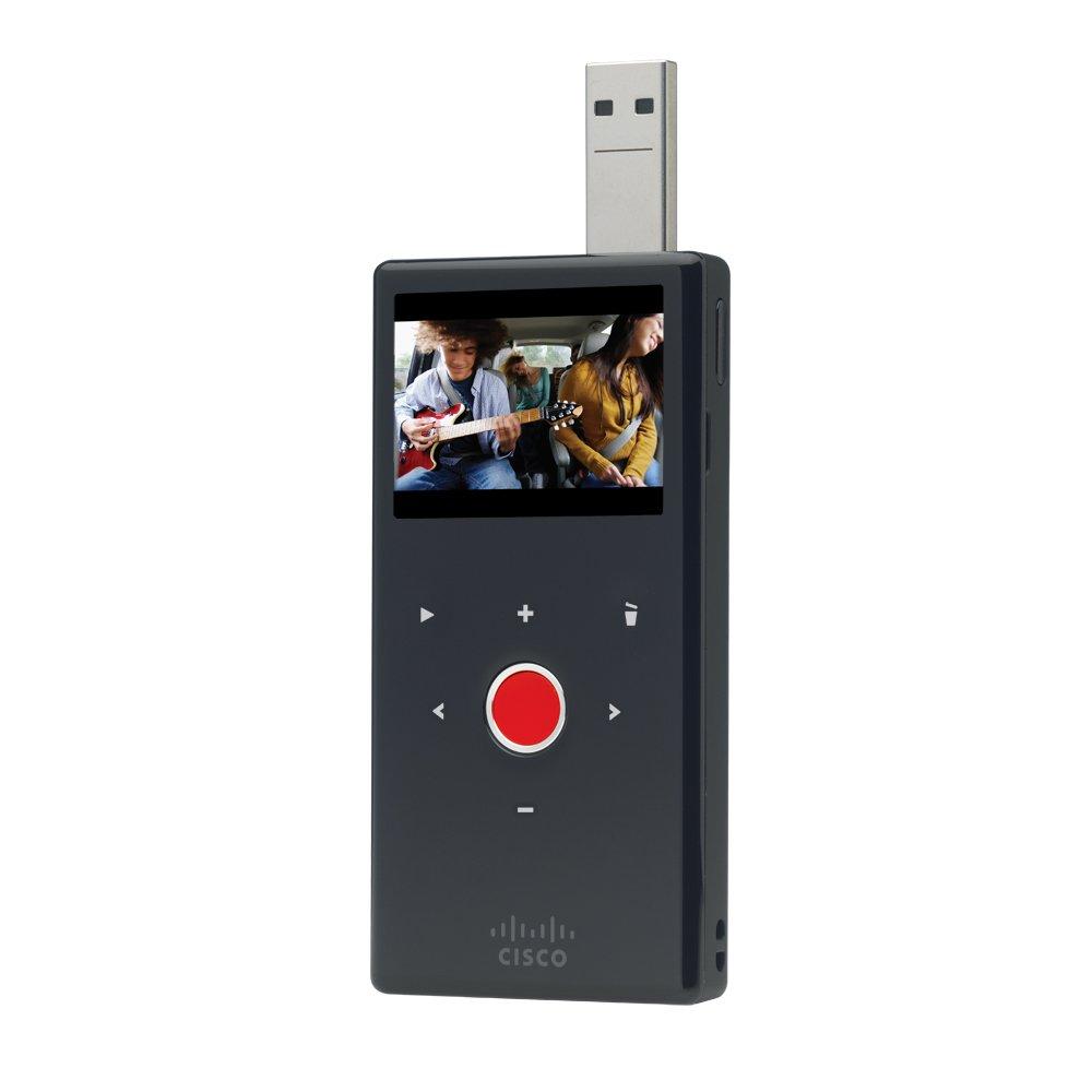 Flip Mino HD 3rd Generation 120 minutes recording, 8GB: Amazon.co.uk:  Camera & Photo