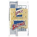 Lance Saltines Crackers, Single Serve Packs, 500