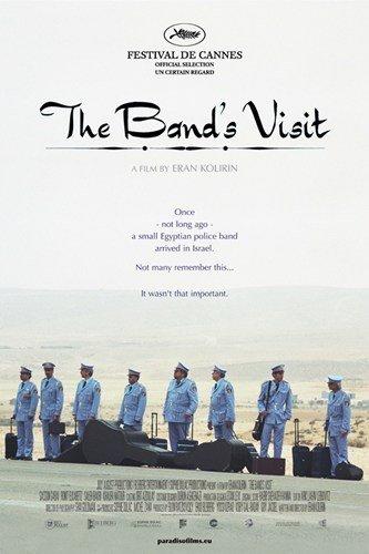 ArtFuzz The Band's Visit Movie Poster Print