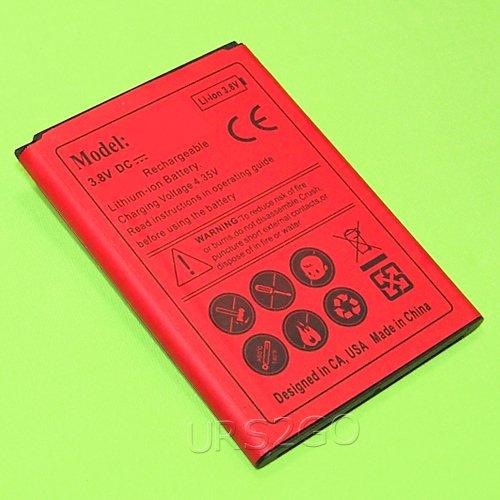 New 4400mAh Li-ion Battery for Samsung Galaxy Note 2/II GT-N7100 SGH-I317 AT&T