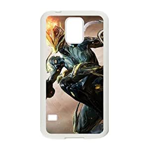 ember prime warframe Samsung Galaxy S5 Cell Phone Case White xlb2-209207