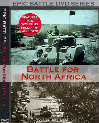 Battle for North Africa - Wilhelm Bernard