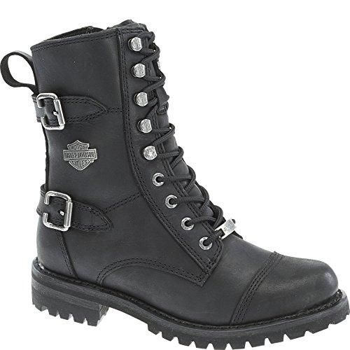 Harley Davidson Chaussures Femmes - Bottes Balsa - Noir (noir)