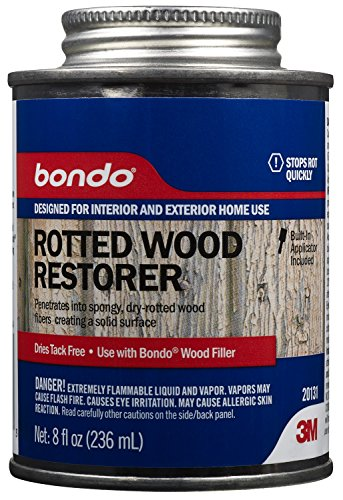 Bondo 20131 Rotted Wood Restorer - 8 oz