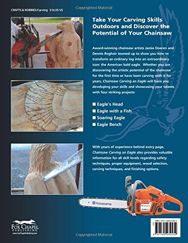 Chainsaw Carving an Eagle: A Complete Step-by-Step Guide