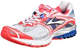 Brooks Women's Ravenna 5 Running Shoes, Color: FieryCoral/Electric/White, Size: 5.0 For Sale