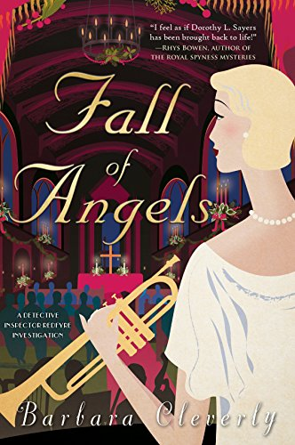 Fall of Angels (An Inspector Redfyre Mystery) by [Cleverly, Barbara]