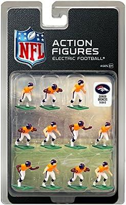 Denver BroncosHome Jersey NFL Action Figure Set