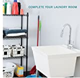Laundry Sink Utility Tub With High Arc Kitchen